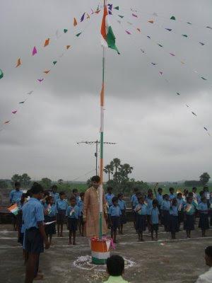 Celebración del Dia de la Independencia