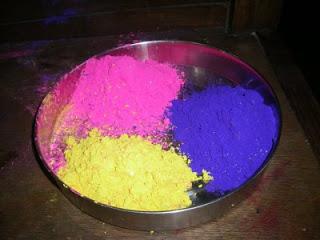 HOLI , El Festival de los Colores