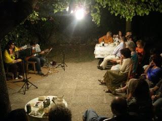 I Cena-jardín Solidaria