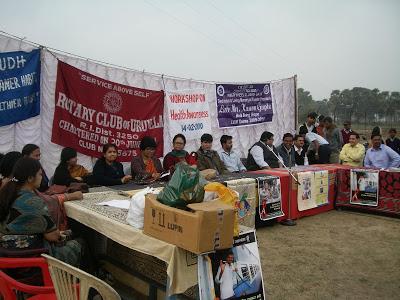 Programa de Salud e Higiene en Amwan
