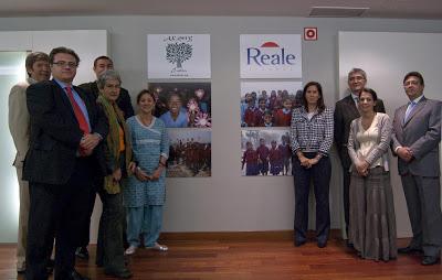 RECIBIDA DONACIÓN PARA CONSTRUCCIÓN DEL NUEVO CENTRO EDUCATIVO AKSHAY