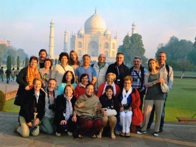 TOUR GOTAS DE INDIA
