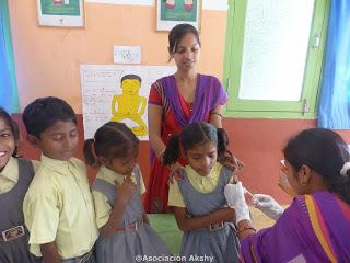 Finalización campaña de vacunación Hepatitis B