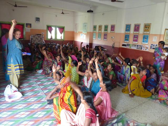 Aurat Zindabad!  ¡Celebración del Día Internacional de la Mujer!